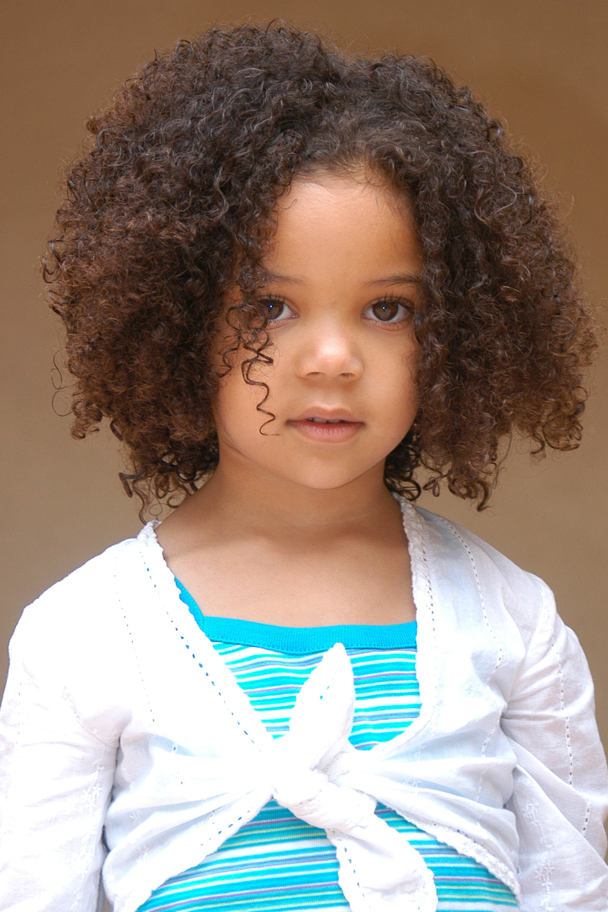 Best ideas about Curled Hairstyles For Kids . Save or Pin Different hair types Now.