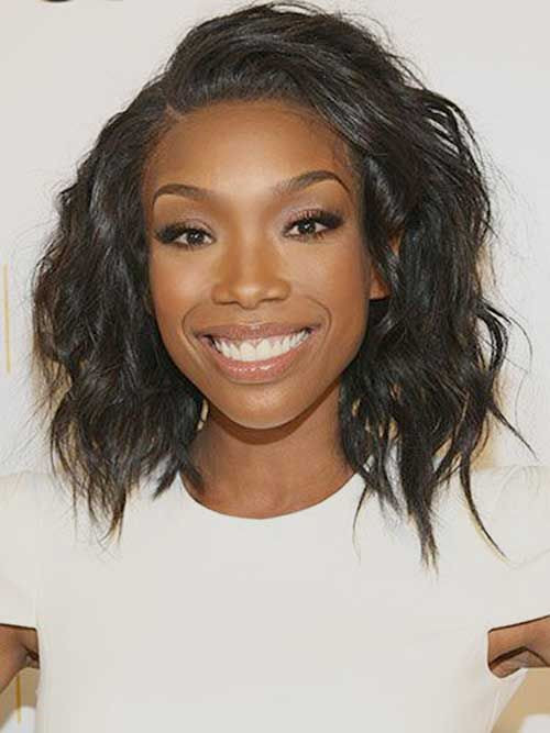Best ideas about Curly Bob Sew In Hairstyles . Save or Pin Image result for WAVY sew in bob Now.