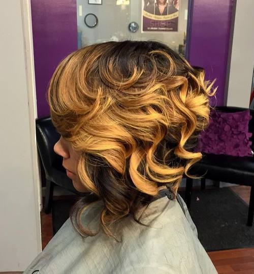 Best ideas about Curly Bob Sew In Hairstyles . Save or Pin Sew Hot 30 Gorgeous Sew In Hairstyles Now.