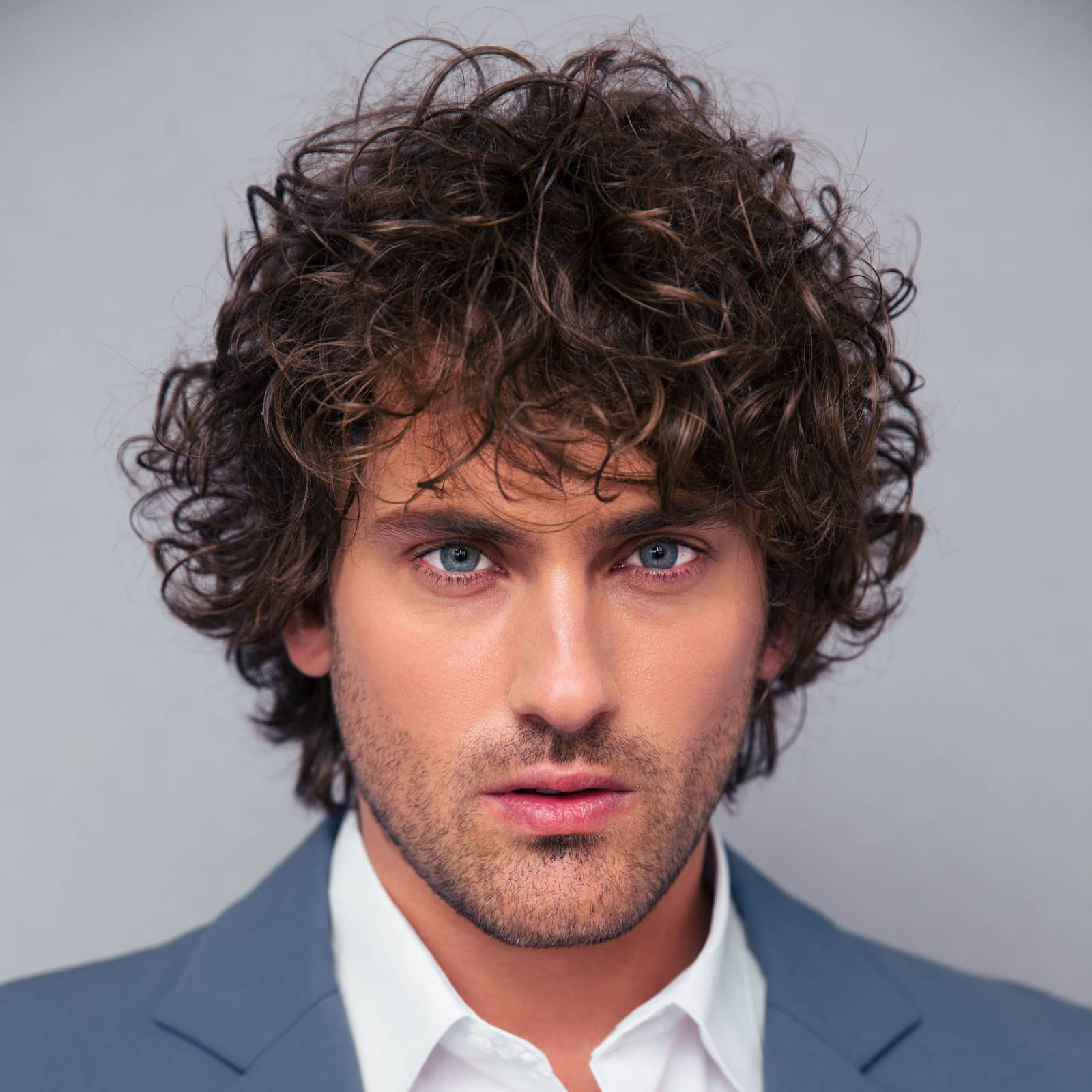 Best ideas about Curly Haircuts Men . Save or Pin 40 Modern Men s Hairstyles for Curly Hair That Will Now.