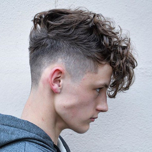 Best ideas about Curly Haircuts Men . Save or Pin 50 Best Curly Hairstyles Haircuts For Men 2019 Guide Now.