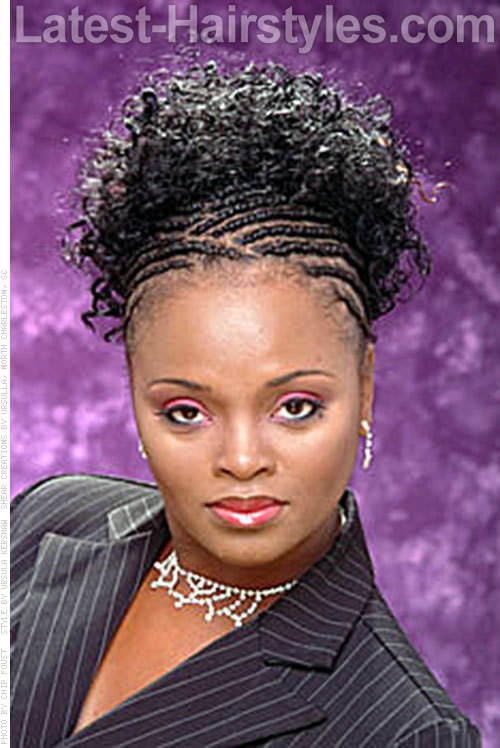 Best ideas about Curly Weave Ponytail Hairstyles . Save or Pin Glam Up Your Hair With These 5 Curly Weaves Now.