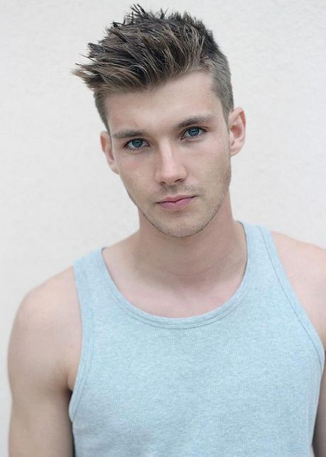 Best ideas about Current Mens Hairstyles . Save or Pin 17 ideas about Mens Hairstyles 2014 on Pinterest Now.