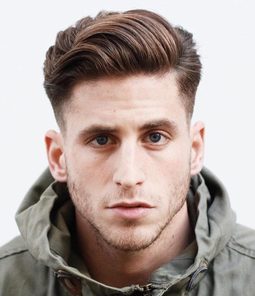 Best ideas about Current Mens Hairstyles . Save or Pin Mens Latest Medium Haircuts 2019 Stylish Hairstyle for Now.