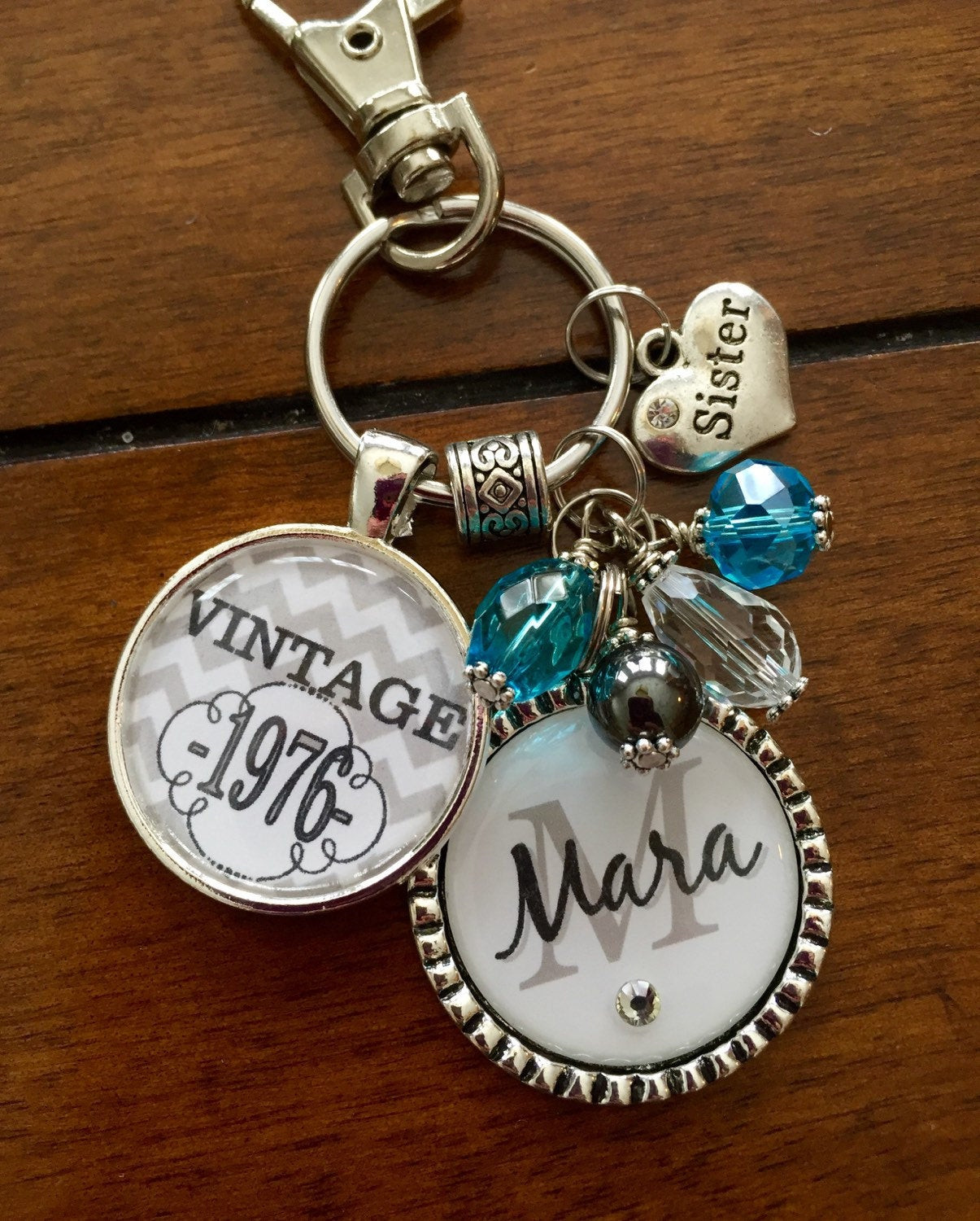 Best ideas about Custom Birthday Gifts . Save or Pin Sister Birthday t Personalized vintage 40th birthday Now.