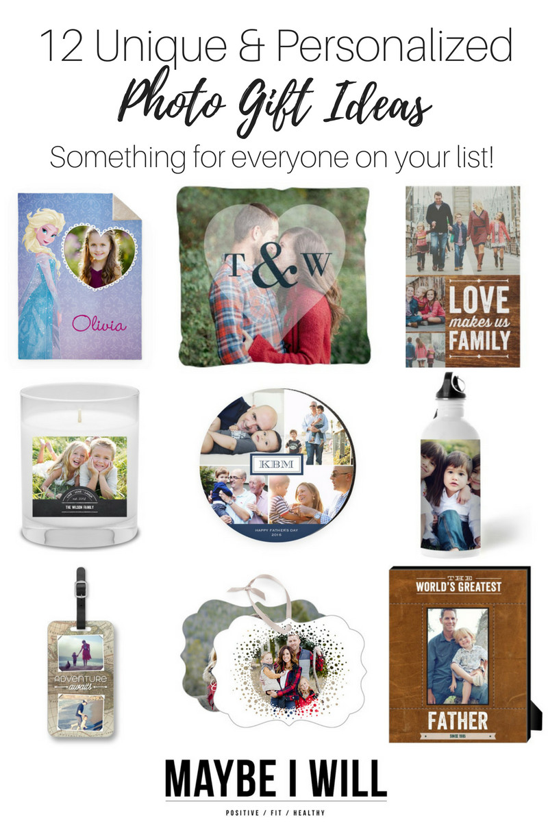 Best ideas about Custom Gift Ideas . Save or Pin 12 Unique and Personalized Gift Ideas Maybe I Will Now.