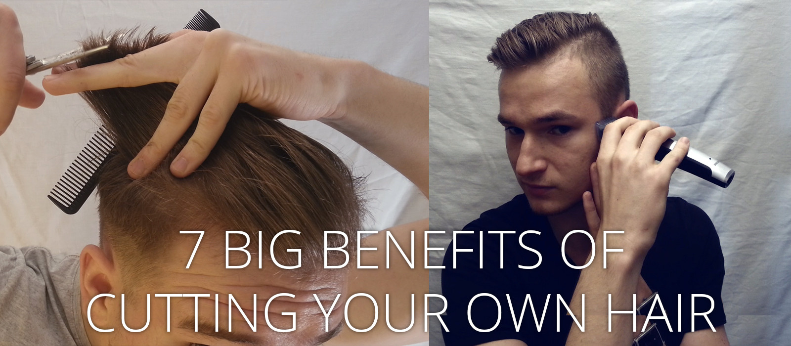Best ideas about Cut Own Hair Male . Save or Pin 7 Big Benefits Cutting Your Own Hair Now.