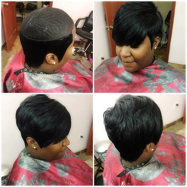 Best ideas about Cute 27 Piece Hairstyles . Save or Pin 112 best images about Short weave styles on Pinterest Now.