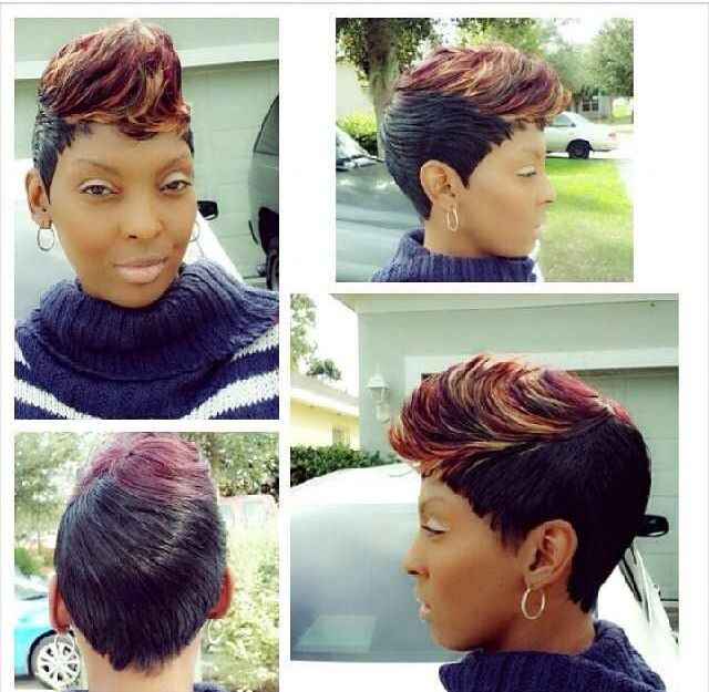 Best ideas about Cute 27 Piece Hairstyles . Save or Pin Cute 27 piece BOBS SHORT CUTS Now.