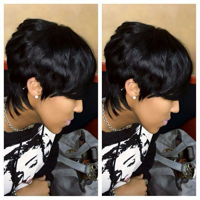 Best ideas about Cute 27 Piece Hairstyles . Save or Pin 27 piece quick weave Natural Hair Beauties Now.