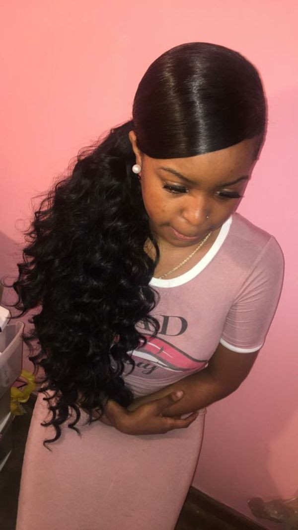 Best ideas about Cute African American Hairstyles . Save or Pin Black Girl Ponytail Styles 26 Ponytail Hairstyles for Now.