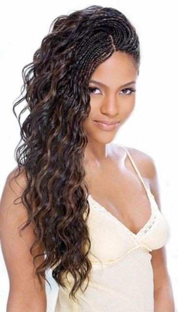 Best ideas about Cute African American Hairstyles . Save or Pin 12 Pretty African American Braids PoPular Haircuts Now.
