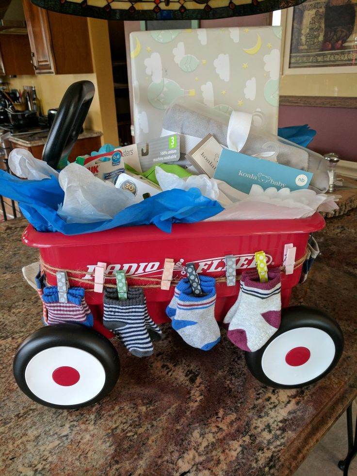 Best ideas about Cute Baby Boy Gift Ideas . Save or Pin 25 unique Wel e wagon ideas on Pinterest Now.