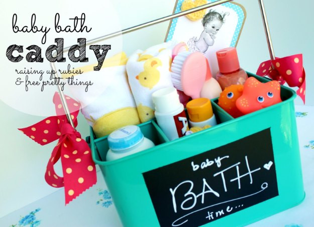 Best ideas about Cute Baby Boy Gift Ideas . Save or Pin 42 Fabulous DIY Baby Shower Gifts Now.