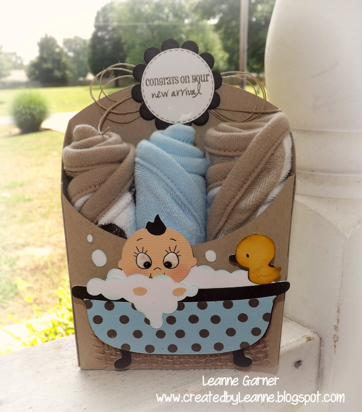 Best ideas about Cute Baby Boy Gift Ideas . Save or Pin Obsessed with Scrapbooking See the Cutest Baby Shower Now.