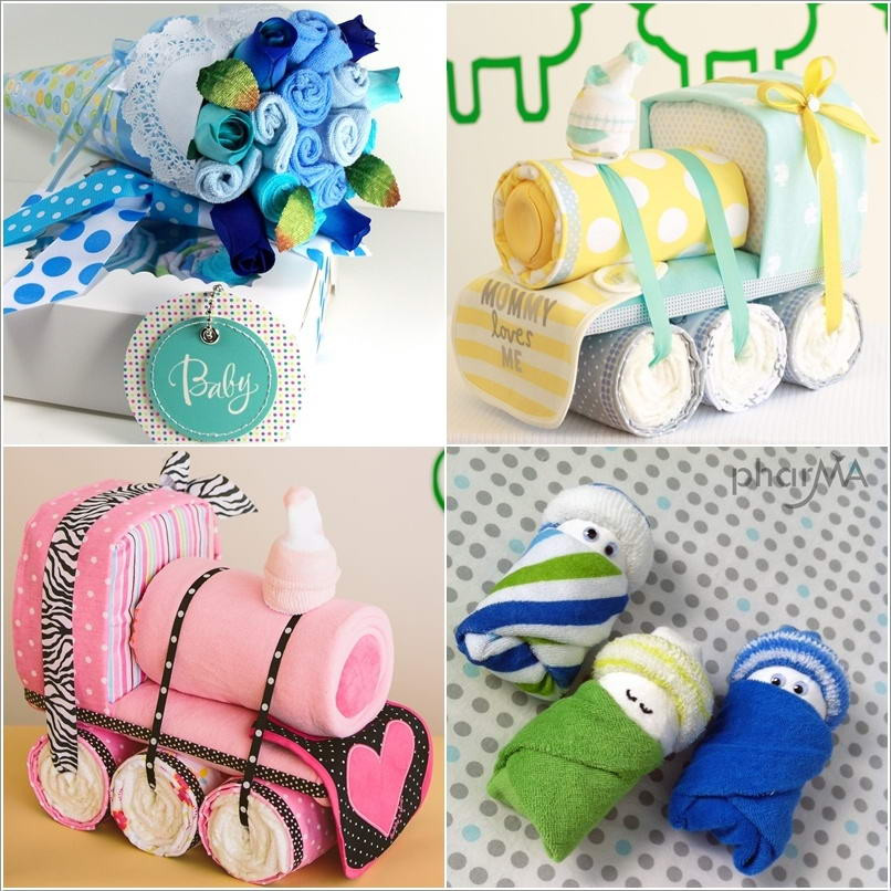 Best ideas about Cute Baby Shower Gift Ideas . Save or Pin How Amazing are These Baby Shower Gift Ideas Now.