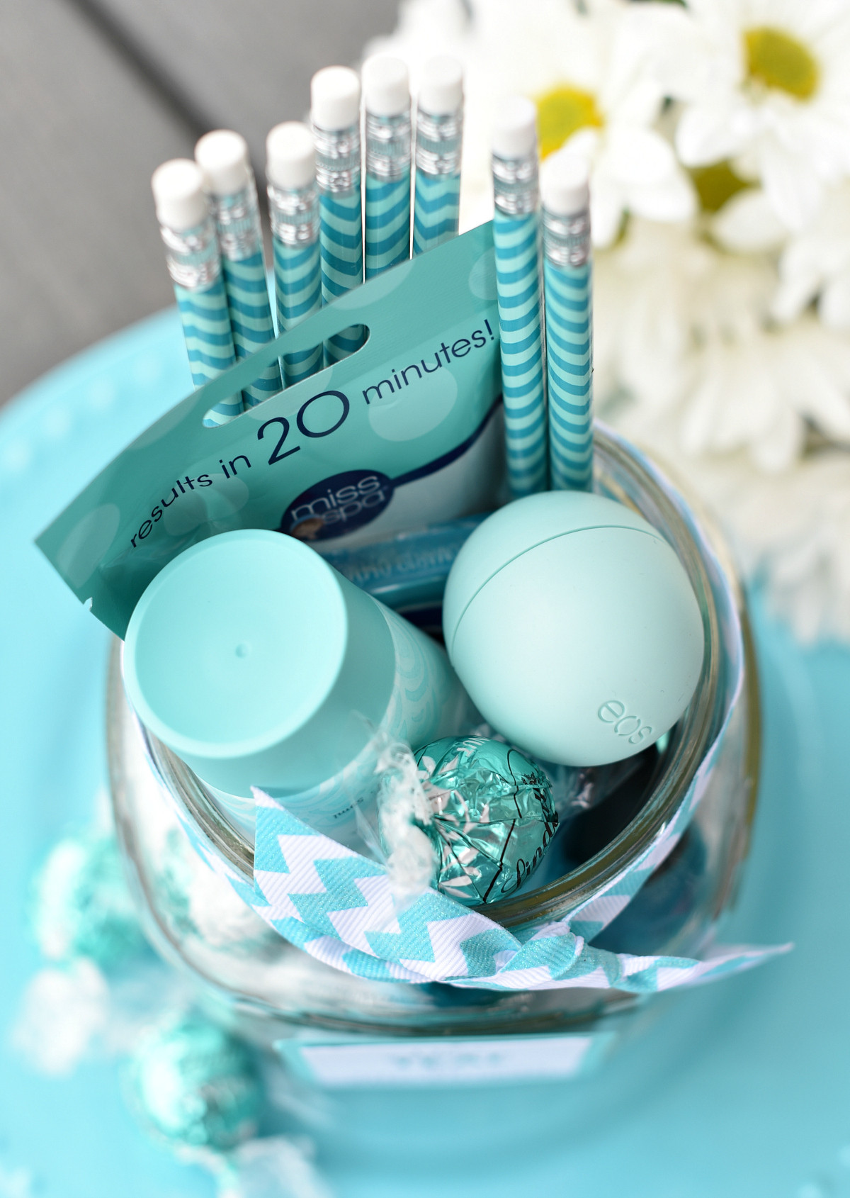 Best ideas about Cute Birthday Gift Ideas For Best Friend . Save or Pin Teal Birthday Gift Idea for Friends – Fun Squared Now.