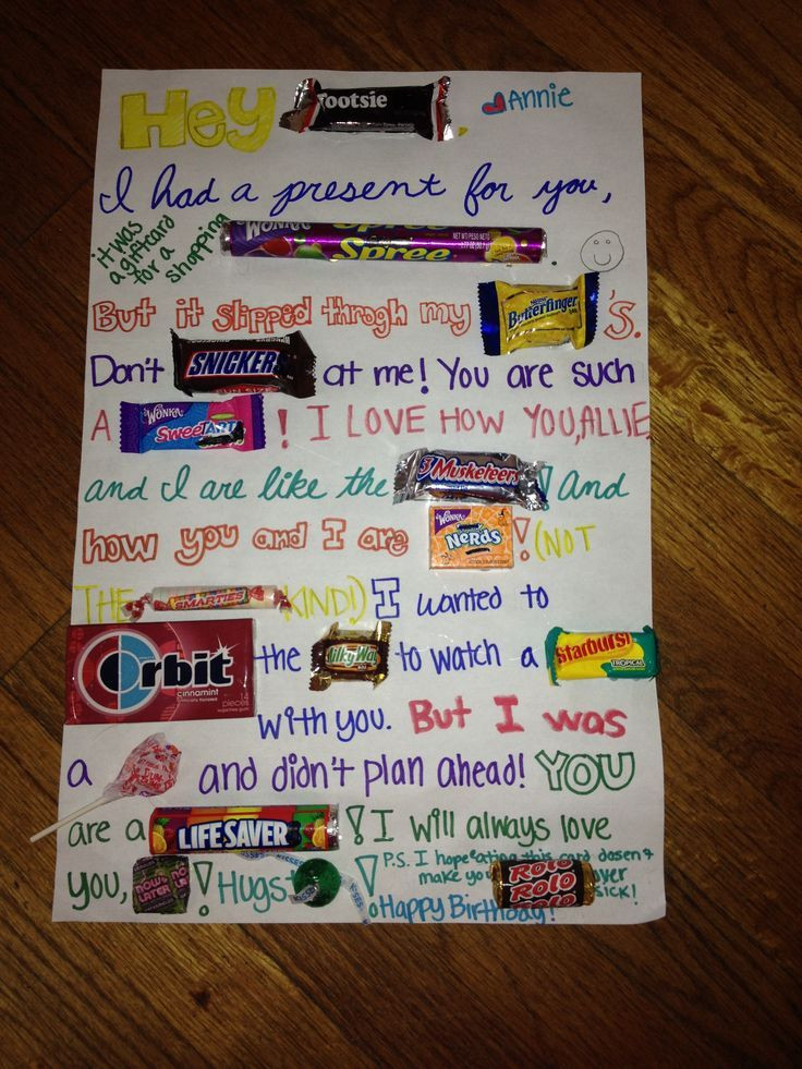 Best ideas about Cute Birthday Gift Ideas For Best Friend . Save or Pin birthday t ideas for bff Google Search Now.