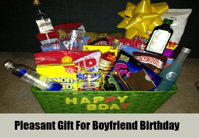 Best ideas about Cute Birthday Gift Ideas For Boyfriend . Save or Pin Amazing Cute Birthday Ideas For Boyfriend How To Now.