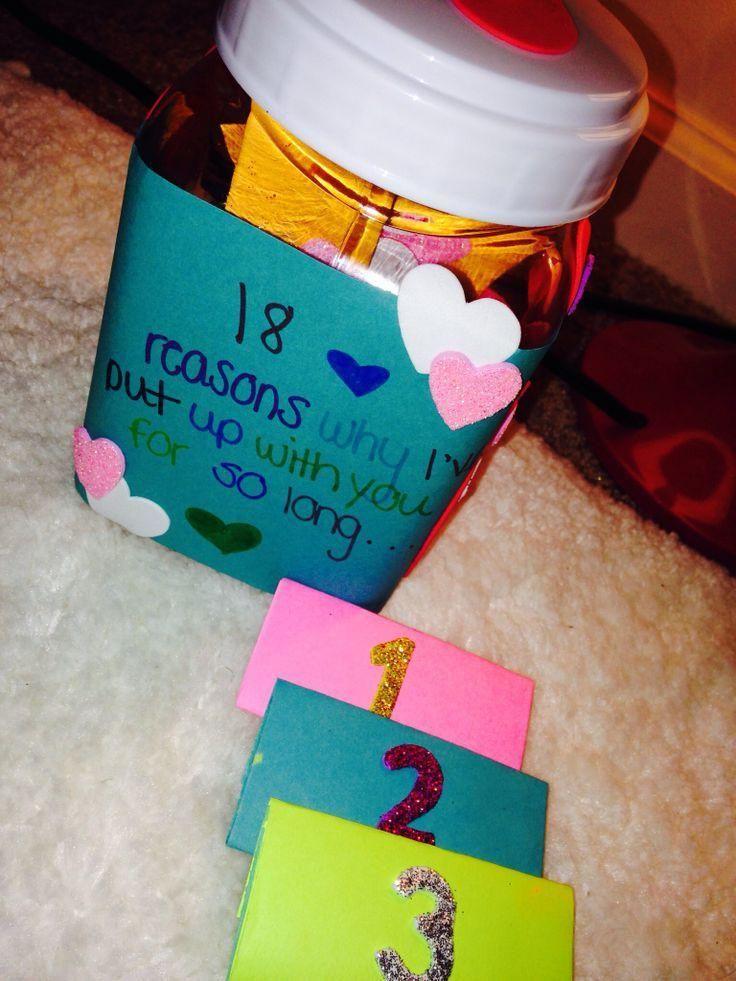 Best ideas about Cute Birthday Gift Ideas For Boyfriend . Save or Pin Resultado de imagen para t ideas for him 18th birthday Now.
