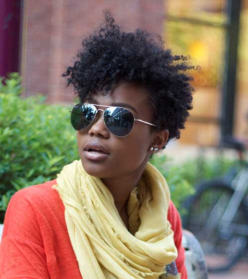 Best ideas about Cute Black Girl Hairstyles . Save or Pin 20 Cute Hairstyles for Black Girls Now.