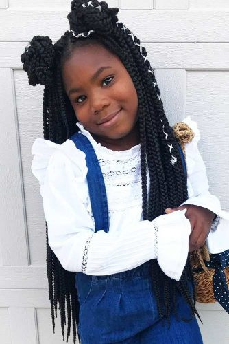 Best ideas about Cute Black Girl Hairstyles . Save or Pin 46 CUTE GIRLS HAIRSTYLES FOR YOUR LITTLE PRINCESS – My Now.