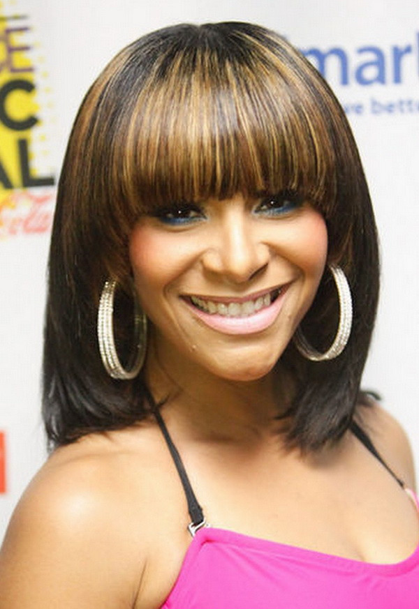 Best ideas about Cute Bob Haircuts For Black Females . Save or Pin Stylish African American Bob Hairstyles That Flatter Now.