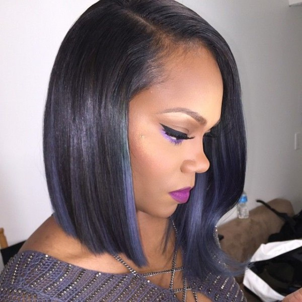 Best ideas about Cute Bob Haircuts For Black Females . Save or Pin 30 Trendy Bob Hairstyles for African American Women Now.