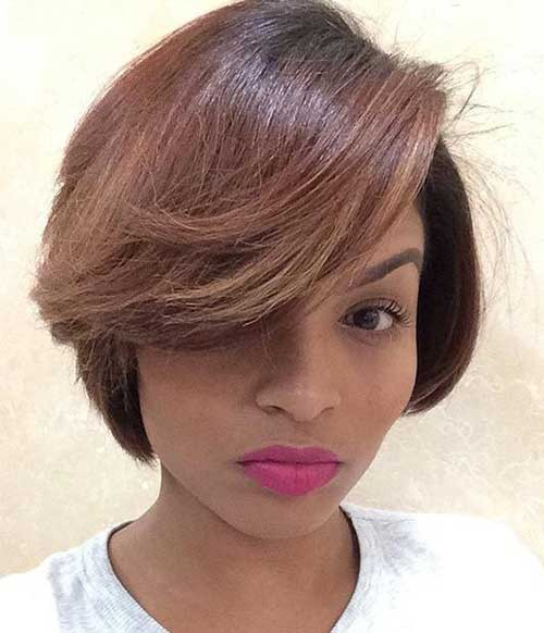 Best ideas about Cute Bob Haircuts For Black Females . Save or Pin 20 Cute Bob Hairstyles For Black Women Now.