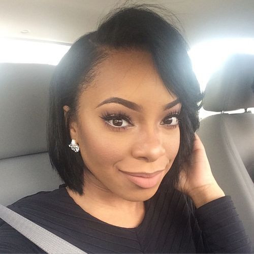 Best ideas about Cute Bob Haircuts For Black Females . Save or Pin 60 Showiest Bob Haircuts for Black Women Now.