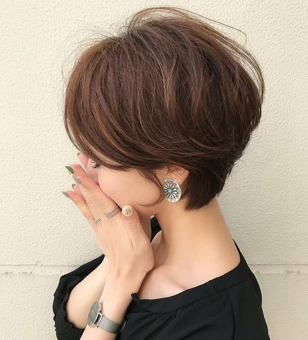 Best ideas about Cute Bob Hairstyles 2019 . Save or Pin 10 Cute Short Hairstyles and Haircuts for Young Girls Now.