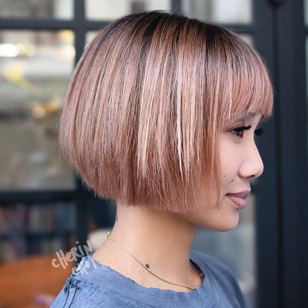 Best ideas about Cute Bob Hairstyles 2019 . Save or Pin 60 Popular Bob Hairstyles 2019 Now.