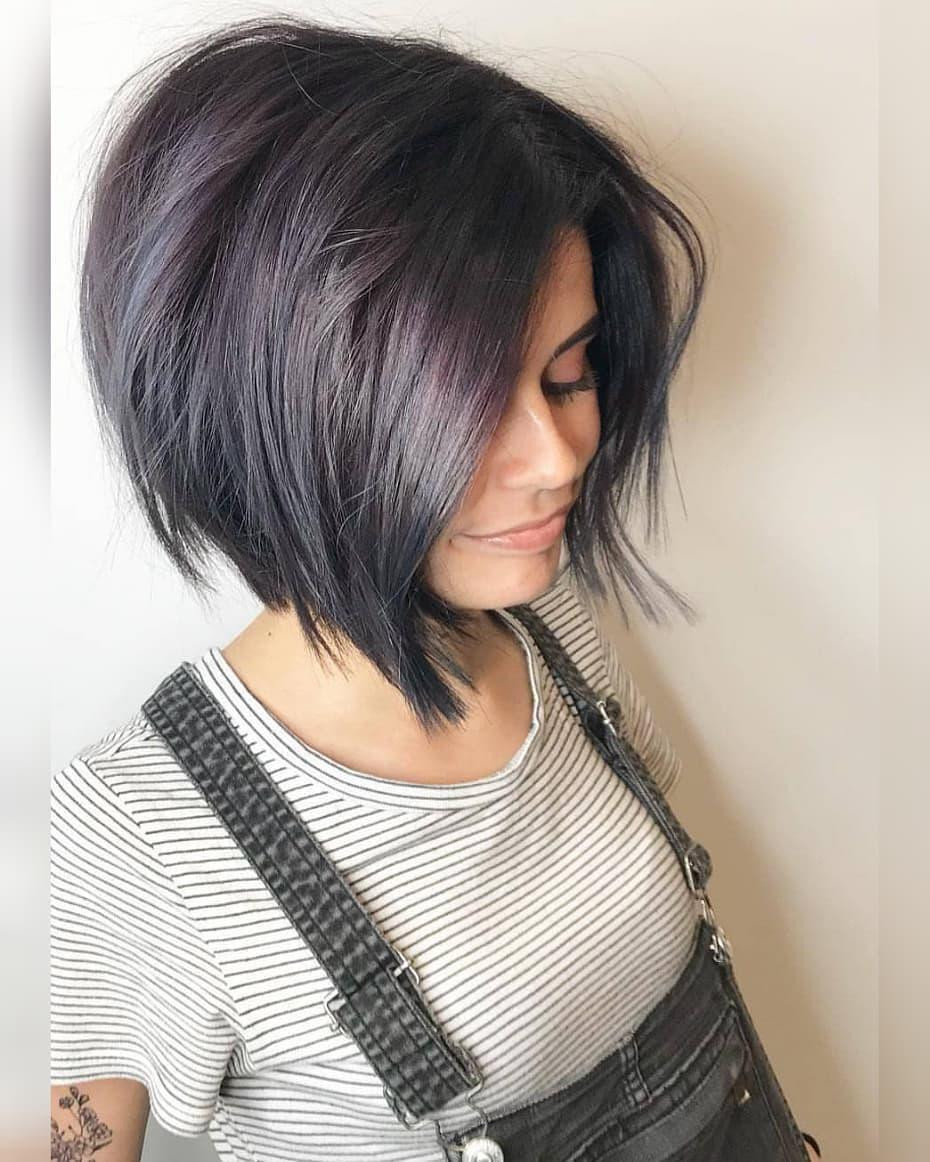 Best ideas about Cute Bob Hairstyles 2019 . Save or Pin Flattering Inverted Bob Haircuts Craft O Maniac Now.