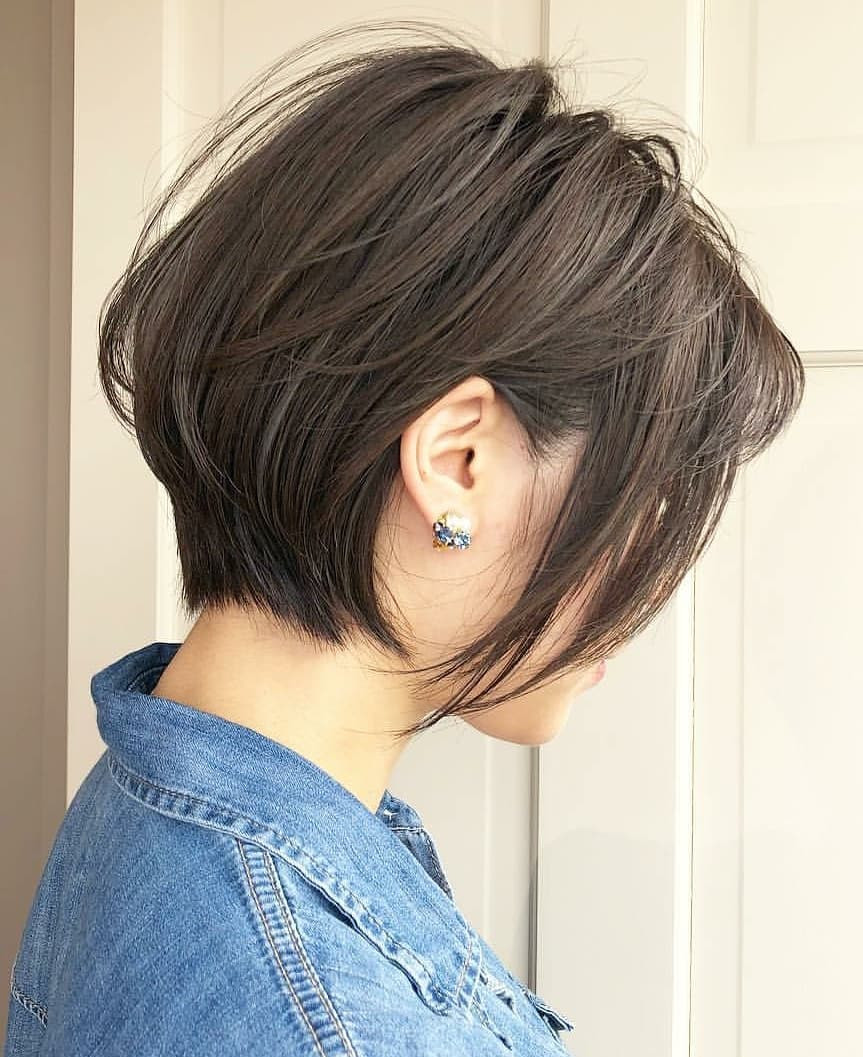 Best ideas about Cute Bob Hairstyles 2019 . Save or Pin Ten Trendy Short Bob Haircuts for Female Best Short Hair Now.