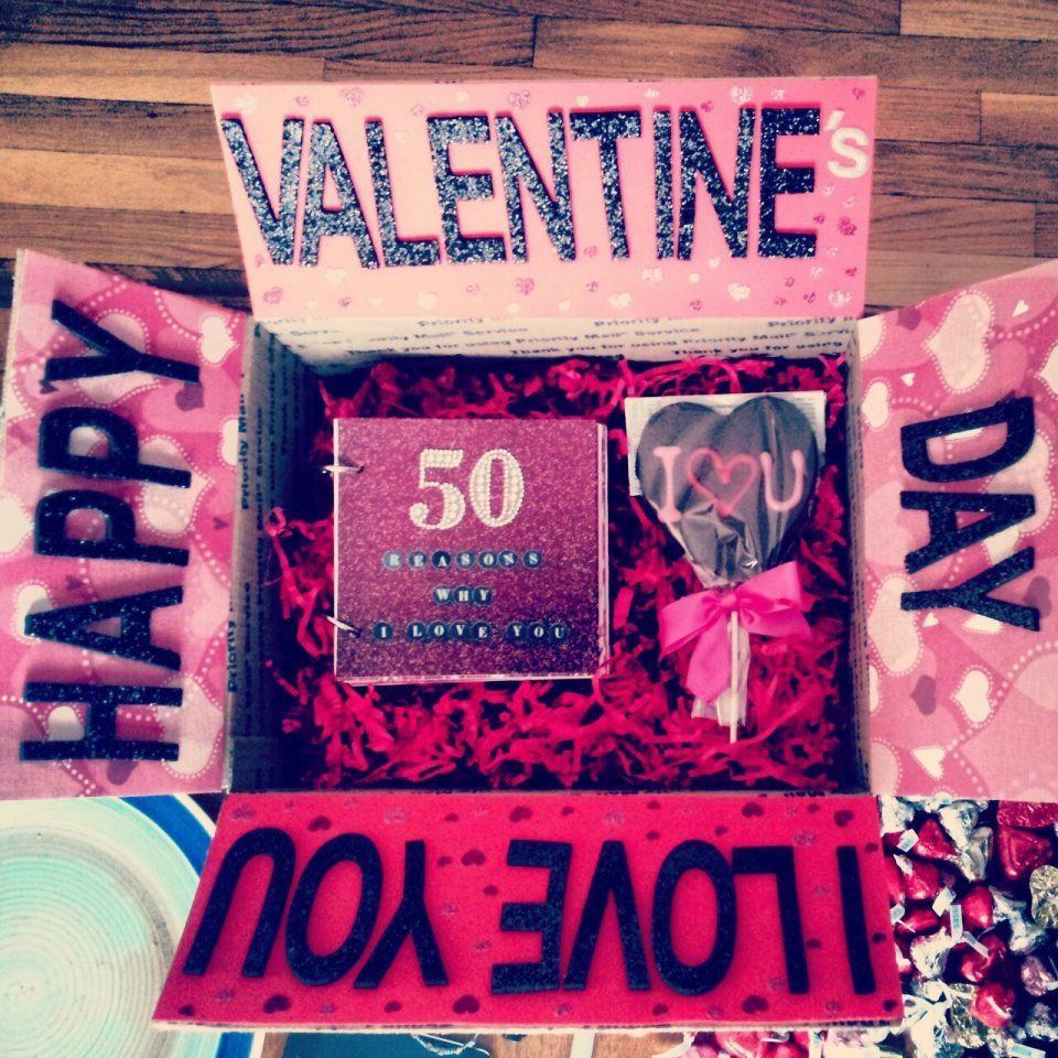 Best ideas about Cute Boyfriend Valentine Gift Ideas . Save or Pin valentine stunning valentines day ideas for men cute ts Now.