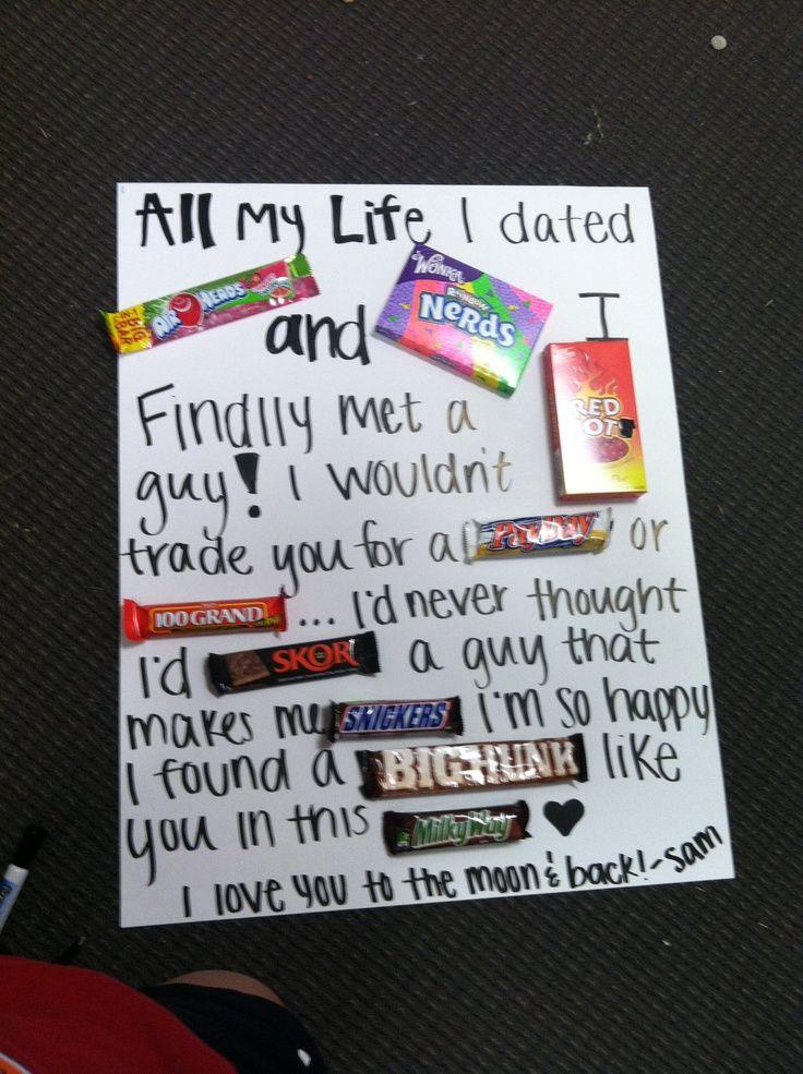 Best ideas about Cute Boyfriend Valentine Gift Ideas . Save or Pin t ideas for boyfriend Gift for the boyfriend Now.