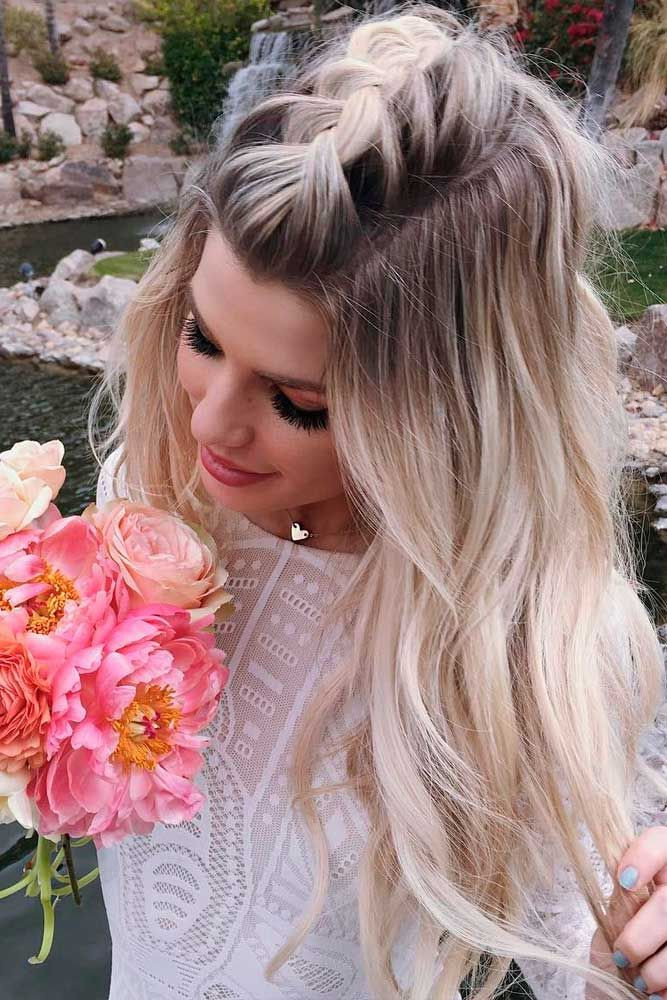 Best ideas about Cute Date Hairstyles . Save or Pin 30 Cute Hairstyles For A First Date Hair Now.