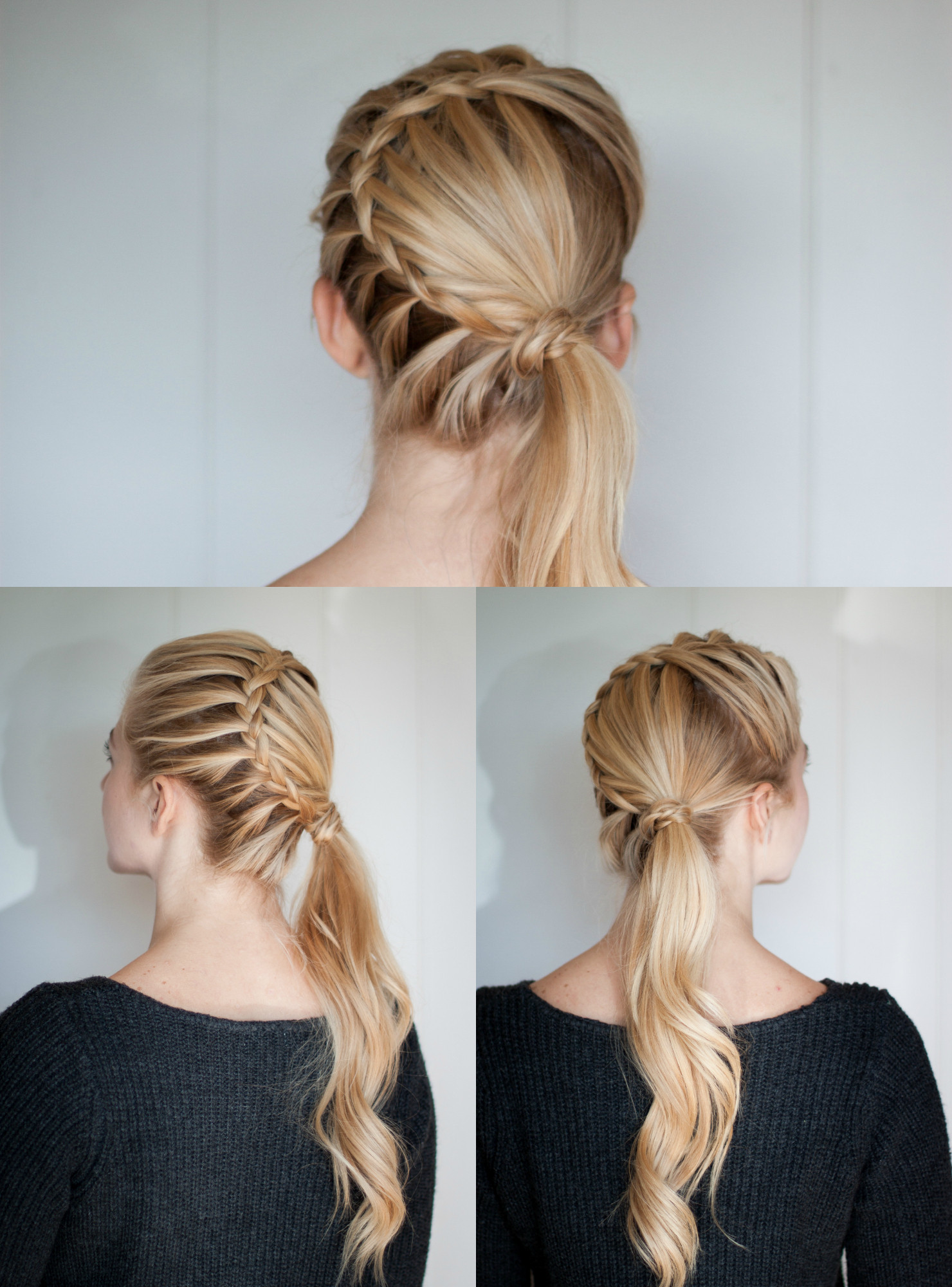 Best ideas about Cute Date Hairstyles . Save or Pin 5 Date Night Hairstyles Now.