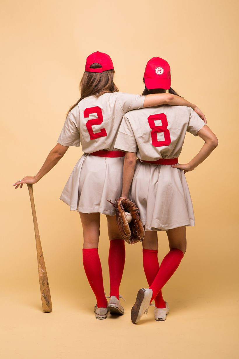 Best ideas about Cute DIY Halloween Costumes . Save or Pin A League of Their Own Costume Now.