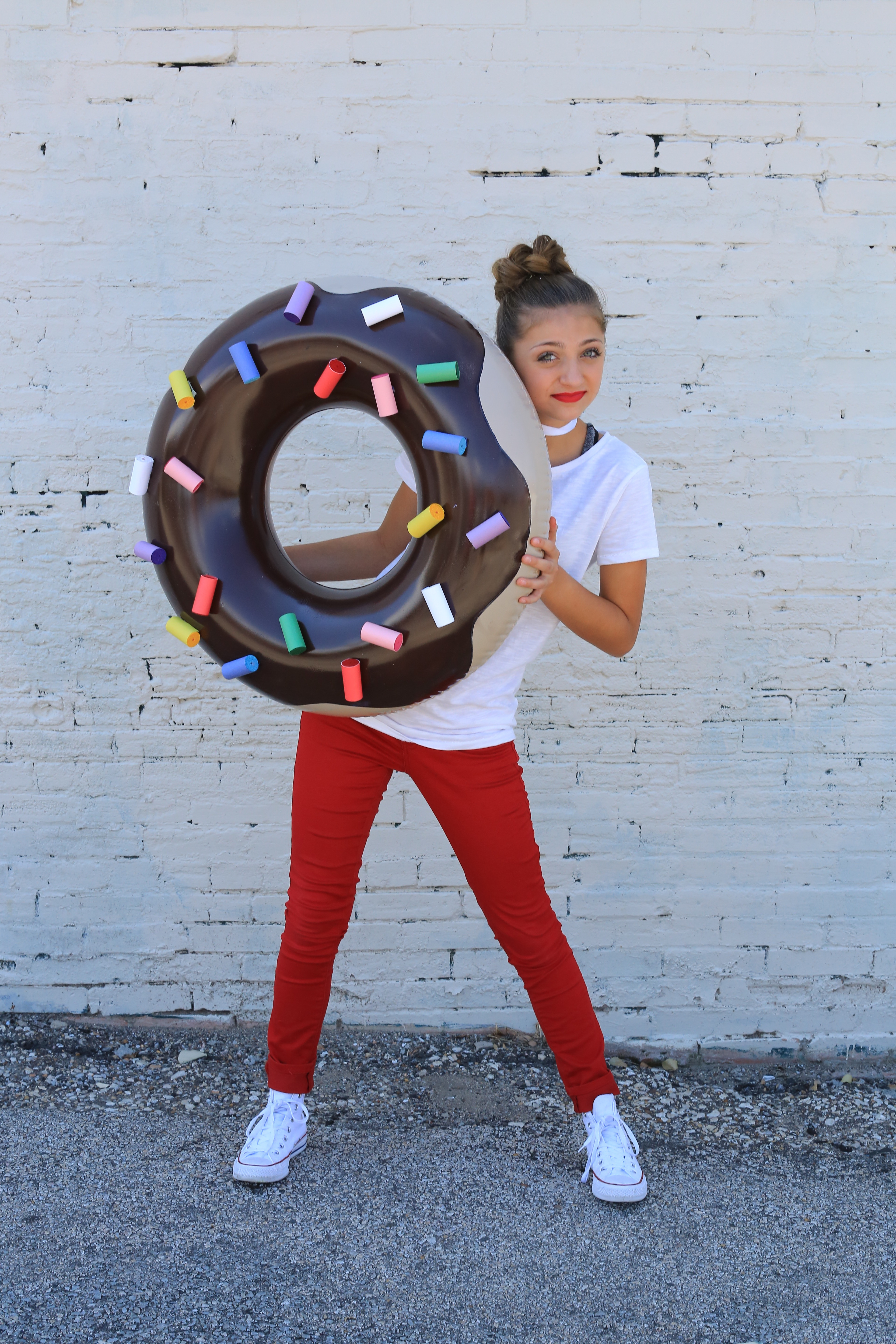 Best ideas about Cute DIY Halloween Costumes . Save or Pin 10 DIY Food Halloween Costumes Kamri Noel Now.