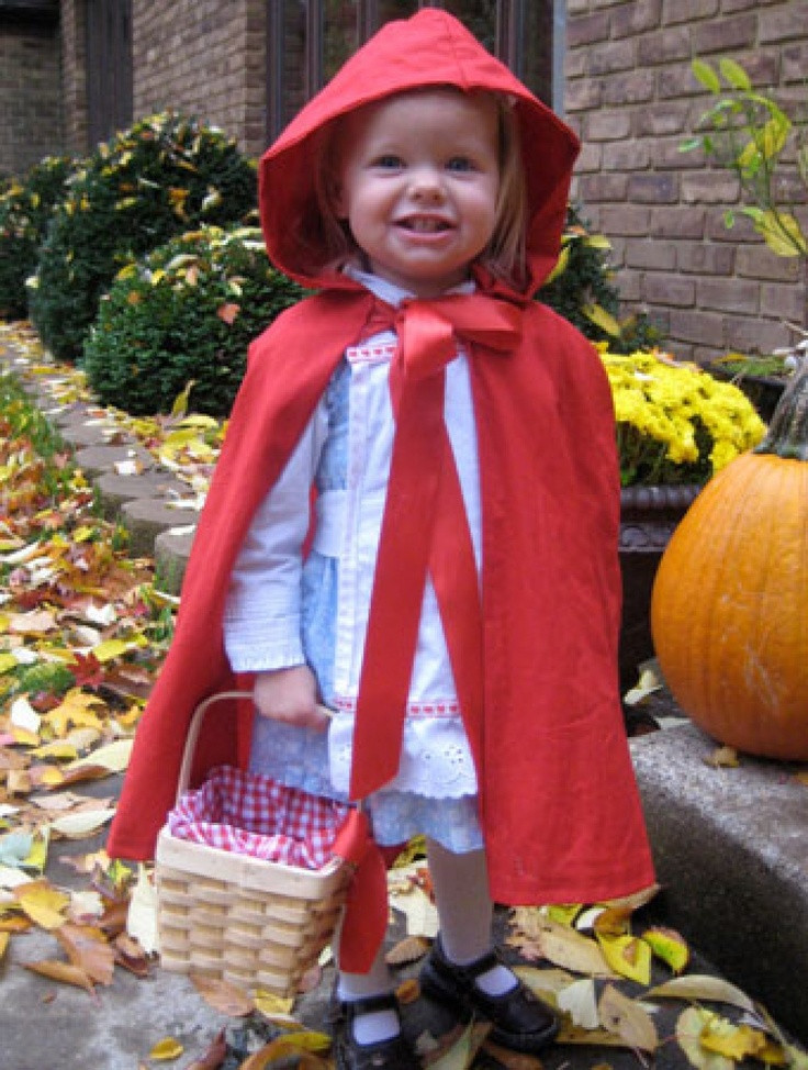 Best ideas about Cute DIY Halloween Costumes . Save or Pin 75 Cute Homemade Toddler Halloween Costume Ideas Now.