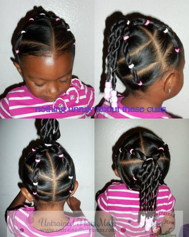 Best ideas about Cute Easy Black Girl Hairstyles . Save or Pin Hair fo dayzzz on Pinterest Now.