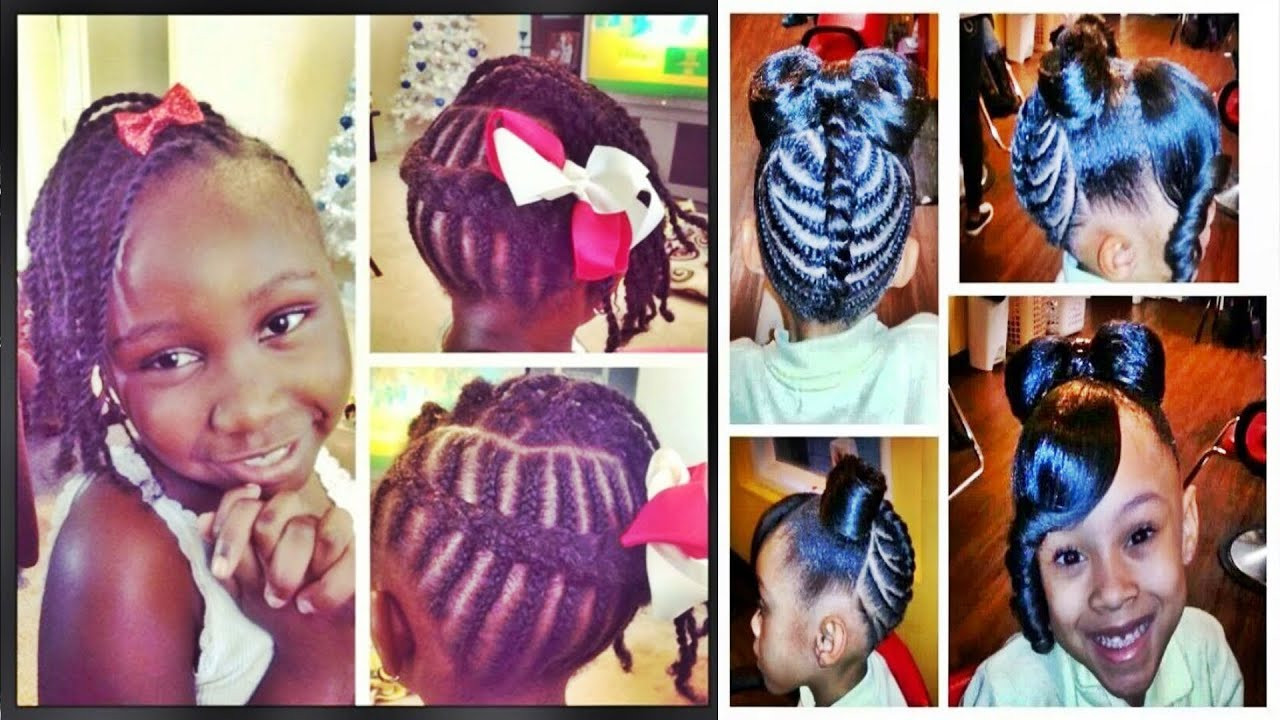 Best ideas about Cute Easy Black Girl Hairstyles . Save or Pin Cute Easy Hairstyles for Black Girls Cute Hairstyles for Now.