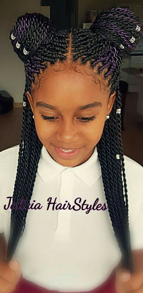 Best ideas about Cute Easy Black Girl Hairstyles . Save or Pin Simple and easy back to school hairstyles for your natural Now.