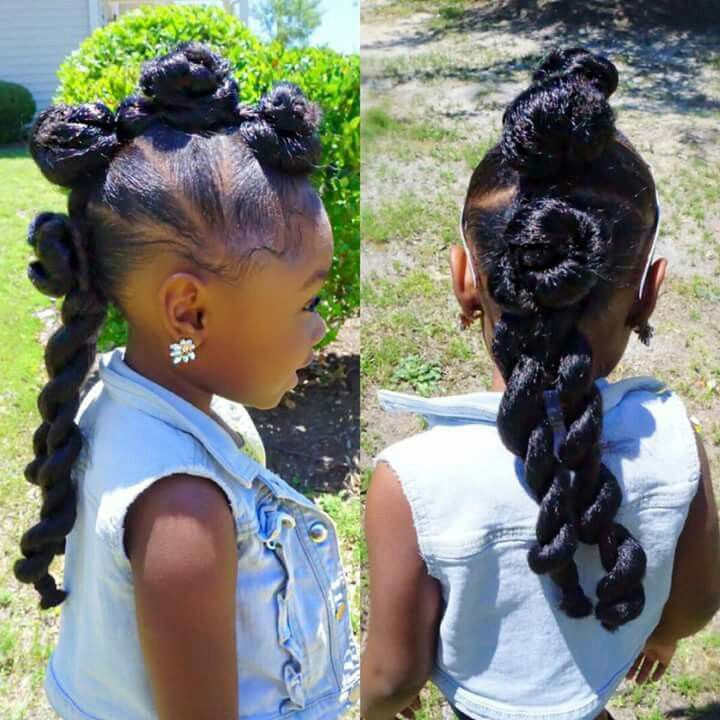 Best ideas about Cute Easy Black Girl Hairstyles . Save or Pin Best 25 Black girls hairstyles ideas on Pinterest Now.