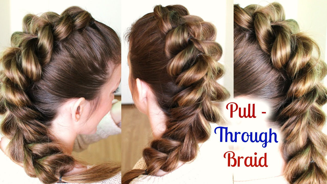 Best ideas about Cute Easy To Do Hairstyles . Save or Pin Cute and Easy Ponytail Hairstyle For School Now.