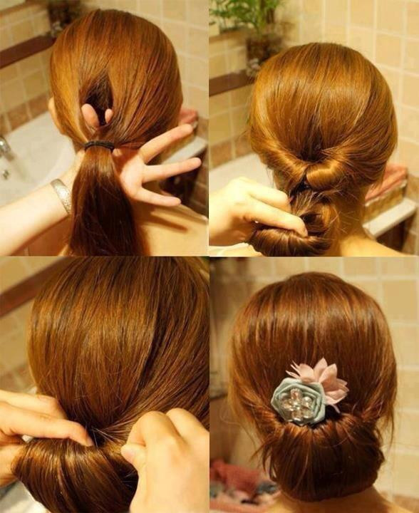 Best ideas about Cute Easy To Do Hairstyles . Save or Pin Easy Hairstyles for long hair Your Glamour Now.
