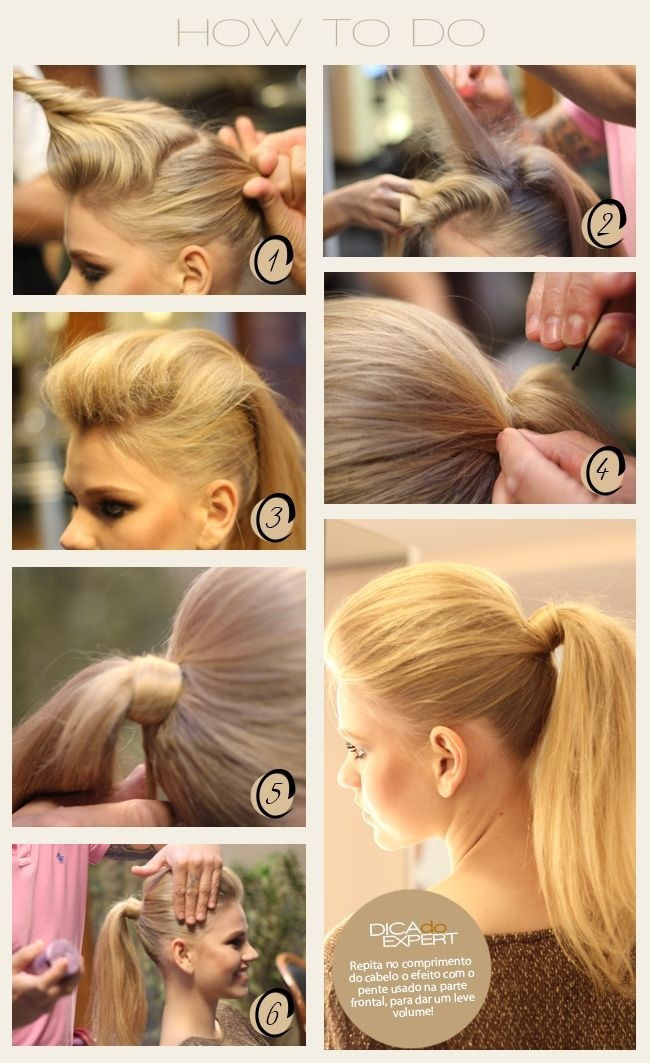 Best ideas about Cute Easy To Do Hairstyles . Save or Pin 10 Cute Ponytail Ideas Summer and Fall Hairstyles for Now.