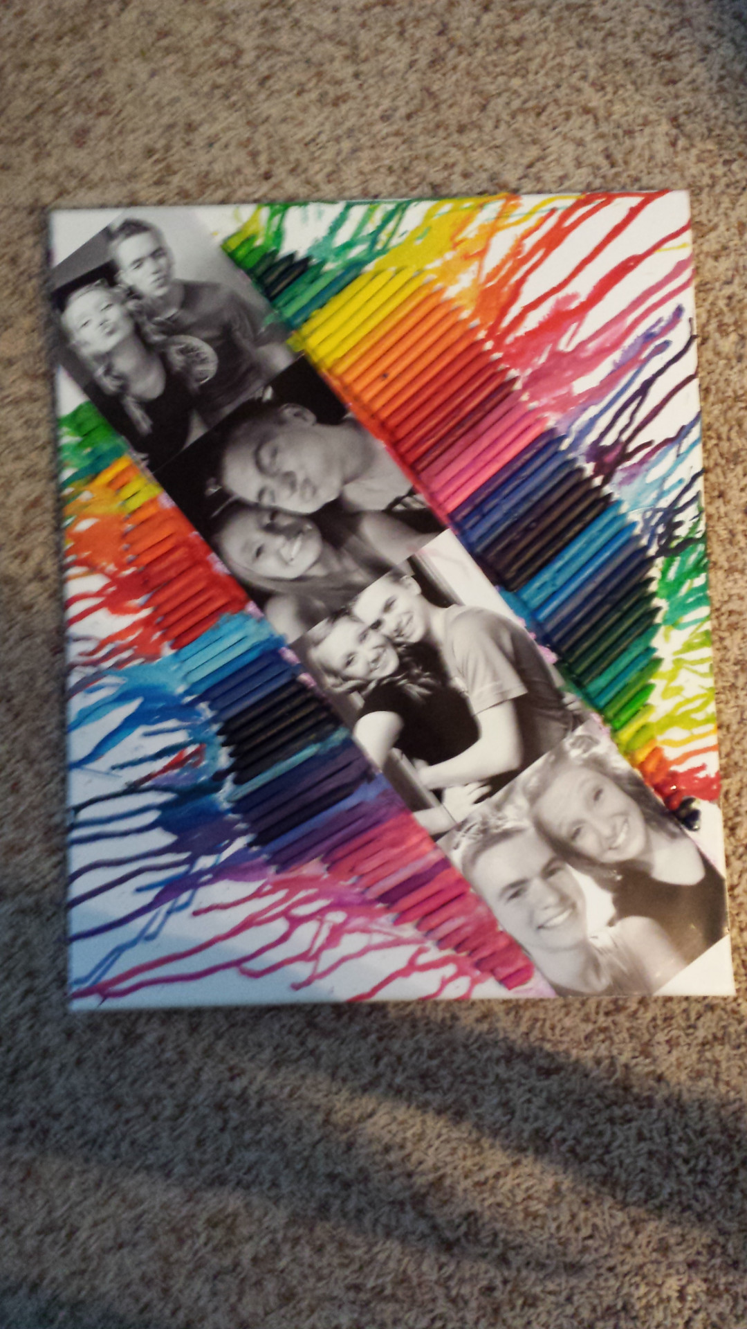 Best ideas about Cute Gift Ideas For Boyfriend . Save or Pin Boyfriend t crayon canvas Trisha Grendys want to try Now.