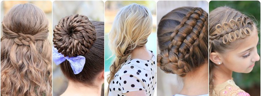 Best ideas about Cute Girl Hairstyles Youtube . Save or Pin CuteGirlsHairstyles rs Turning a Hobby into a Brand Now.
